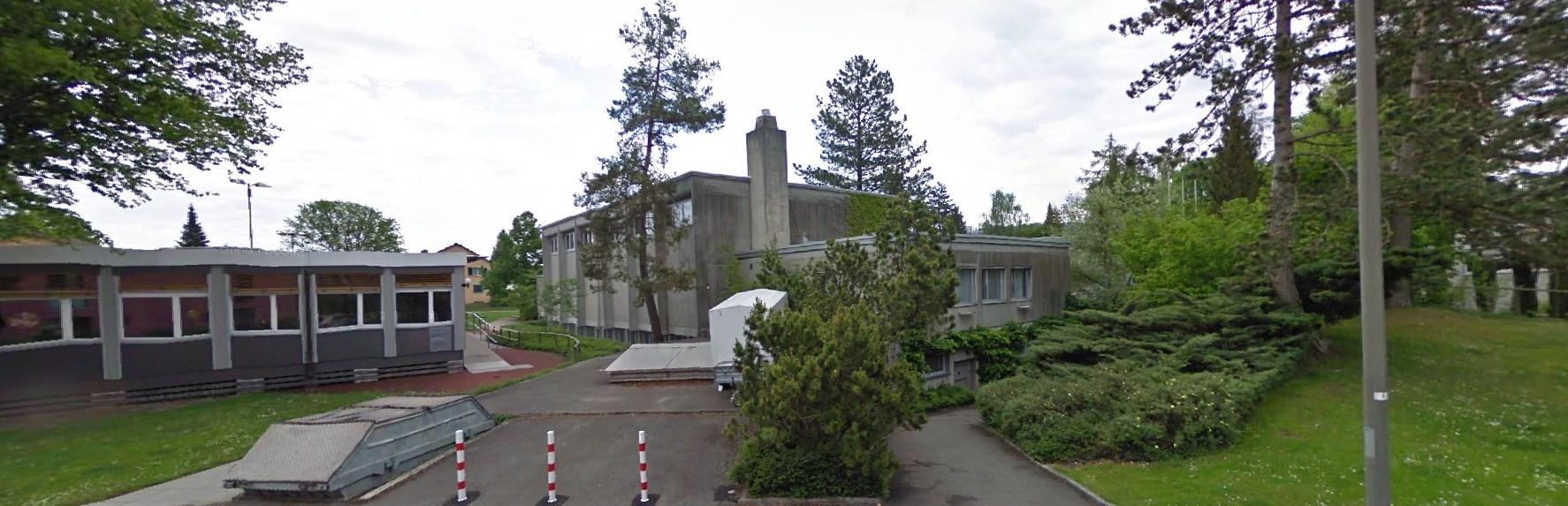 Schulhaus Hegifeld
